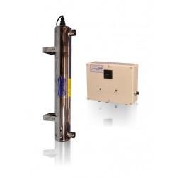 Lampa UV V35, przepływ 3,8m3/h - TMA