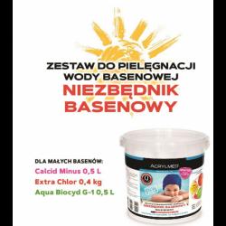 ZESTAW BASENOWY - WIADERKO