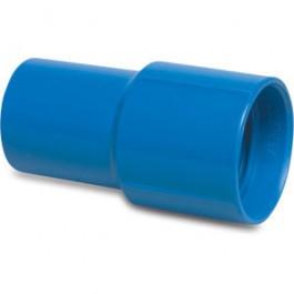Złączka PVC do węża basenowego podciśnieniowego PVC 38mm