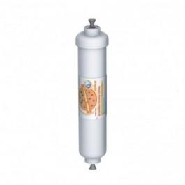 """2"""" liniowy wkład zmiękczający wypełniony złożem jonowymiennym, przyłącze szybkozłącza 1/4"""" - Aquafilter"""