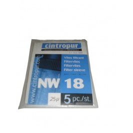 Wkłady do filtrów Cintropur NW18 5 mikronów
