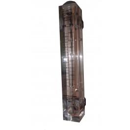 Rotametr bez regulacji do wody 0,2- 2,0 GPM
