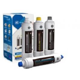 EXCITO-B-CLR-CRT : Zestaw wkładów do Aquafilter EXCITO-B
