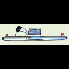Lampy UV Sterilight S8Q-PA/2 przepływ 2,3 m3/h