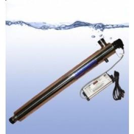 Promiennik UV model V25, V25LA, V40 - TMA