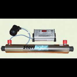 Lampy UV Sterilight  S2Q-PA/2 przepływ 0,7 m3/h