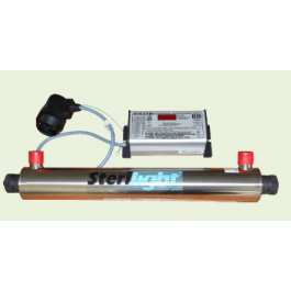 Lampa UV Sterilight model S5Q-PA/2 przepływ 1,4 m3/h