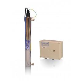Lampa UV V12, przepływ 1,0m3/h - TMA