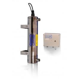 Lampa UV V20, przepływ 2,00 m3/h - TMA