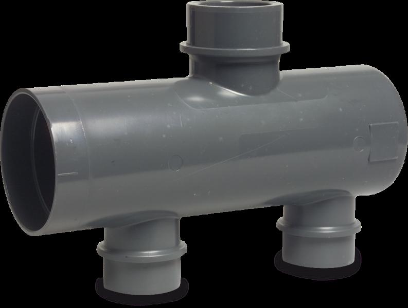 Kolektor 90 mm 63 mm x 50 mm x 90 mm