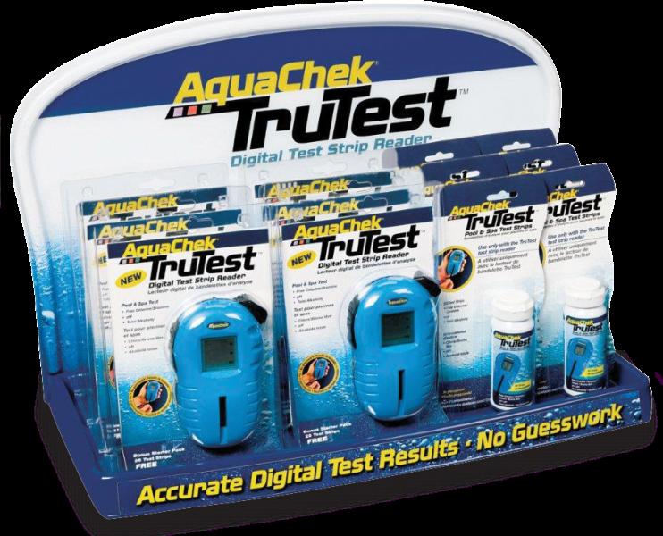 Zestaw startowy AquaChek TruTest (wersja francuska)