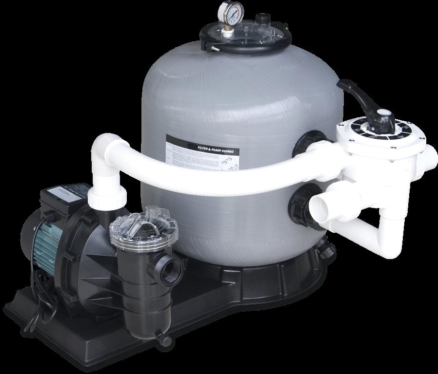 Zestaw filtracyjny Mega Pool FSB450-6W
