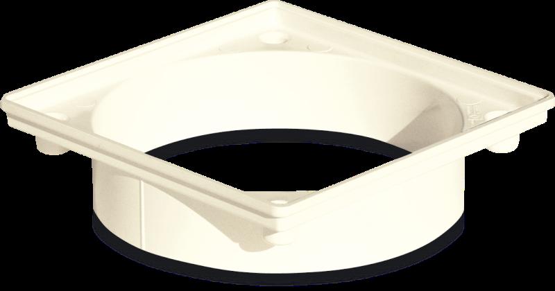 Gardło skimmera MTS, 50 mm podwyższenie