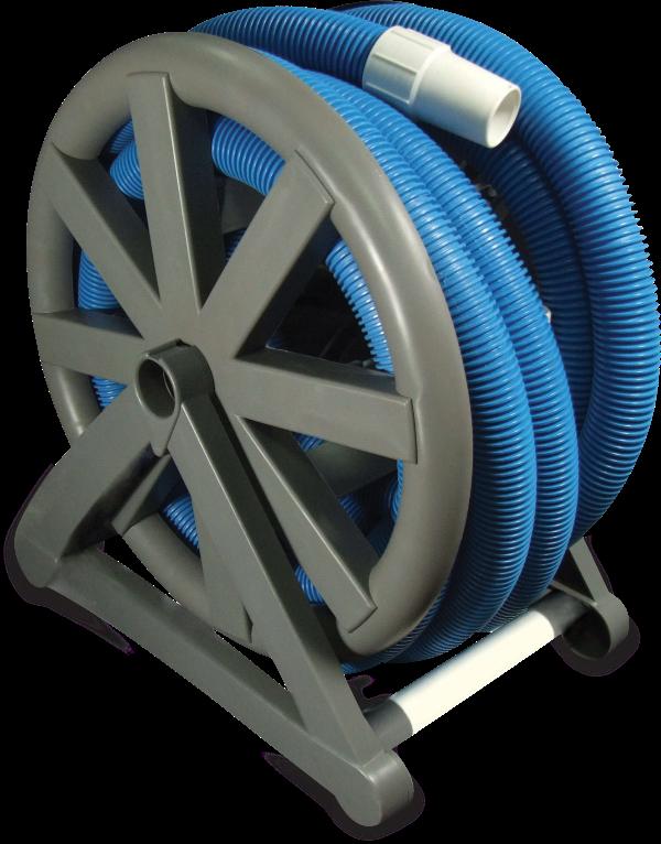 Zwijacz z wężem podciśnieniowym Pe ze złączkami