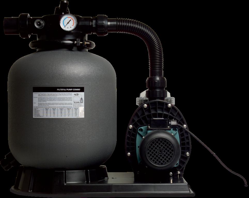 Zestaw filtracyjny Hydro- S FSP 350-4W