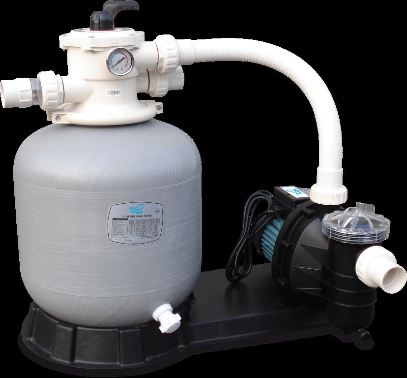 Zestaw filtracyjny Mega Pool FSF350-6W