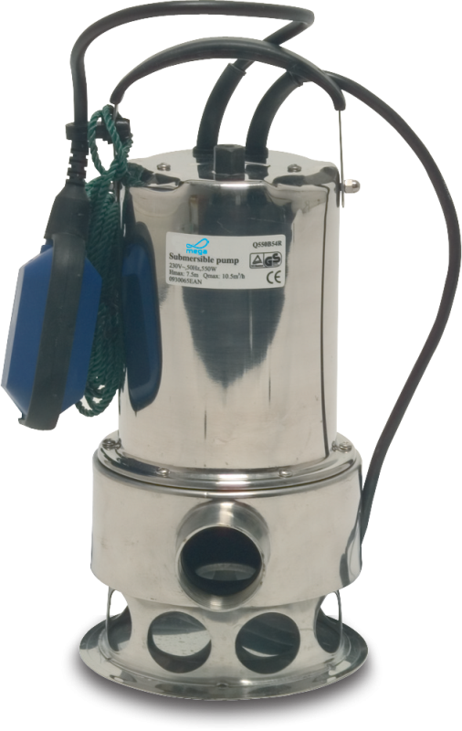 Pompa głębinowa Mega, typ Q 550 B54R