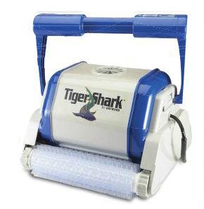 Automatyczny robot do czyszczenia basenu firmy Hayward, typ Tigershark