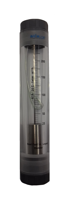 Rotametr rurowy bez regulacji 5-30 GPM