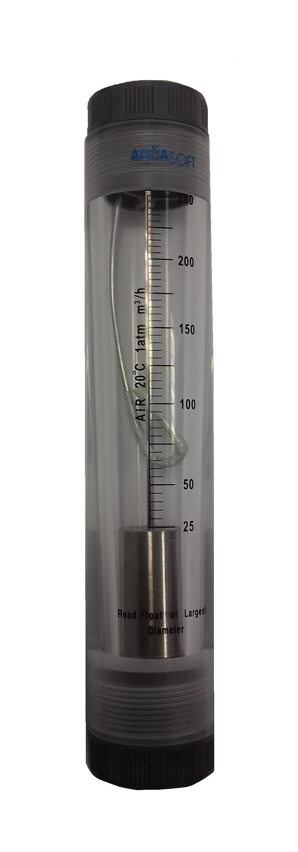 Rotametr rurowy bez regulacji 5-45 GPM