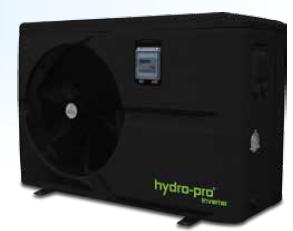 Pompa ciepła Hydro-Pro ABS, typ Inverter, typ 17