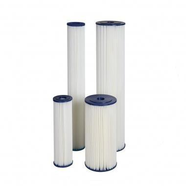 Wkład poliestrowy, wielokrotnego użycia, 10 mikronów - Aquafilter