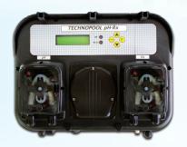 Podwójna pompa perystaltyczna - pH/Rx