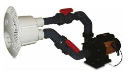 System przeciwprądowy, typ STP-3000