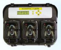 Potrójna pompa perystaltyczna - pH/Rx/T