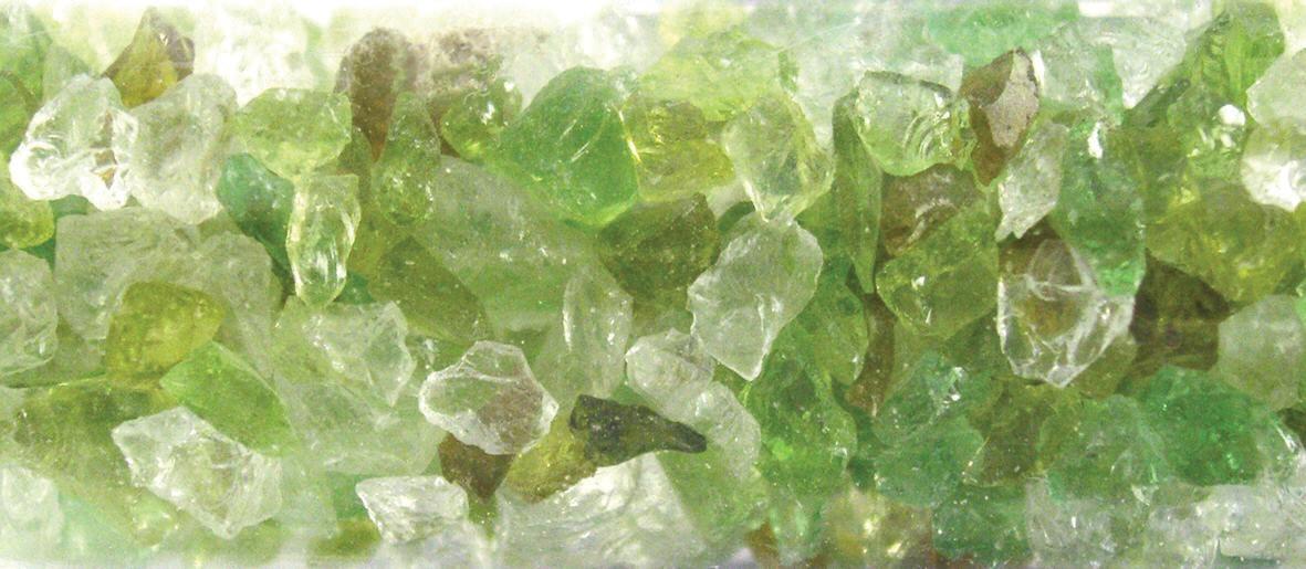 Szklane medium filtracyjne, uziarnienie 1,0mm - 3,00mm (opakowanie 25 kg) (klasa 2)