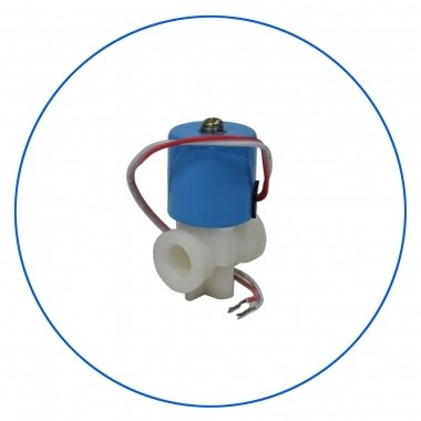 Zawór solenoidowy 24V DC-230mA  (1/4 NPT GW x 1/4 NPT GW ).