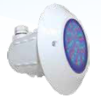 Lampa basenowa LED, typ Compact, kolor ciepła biel