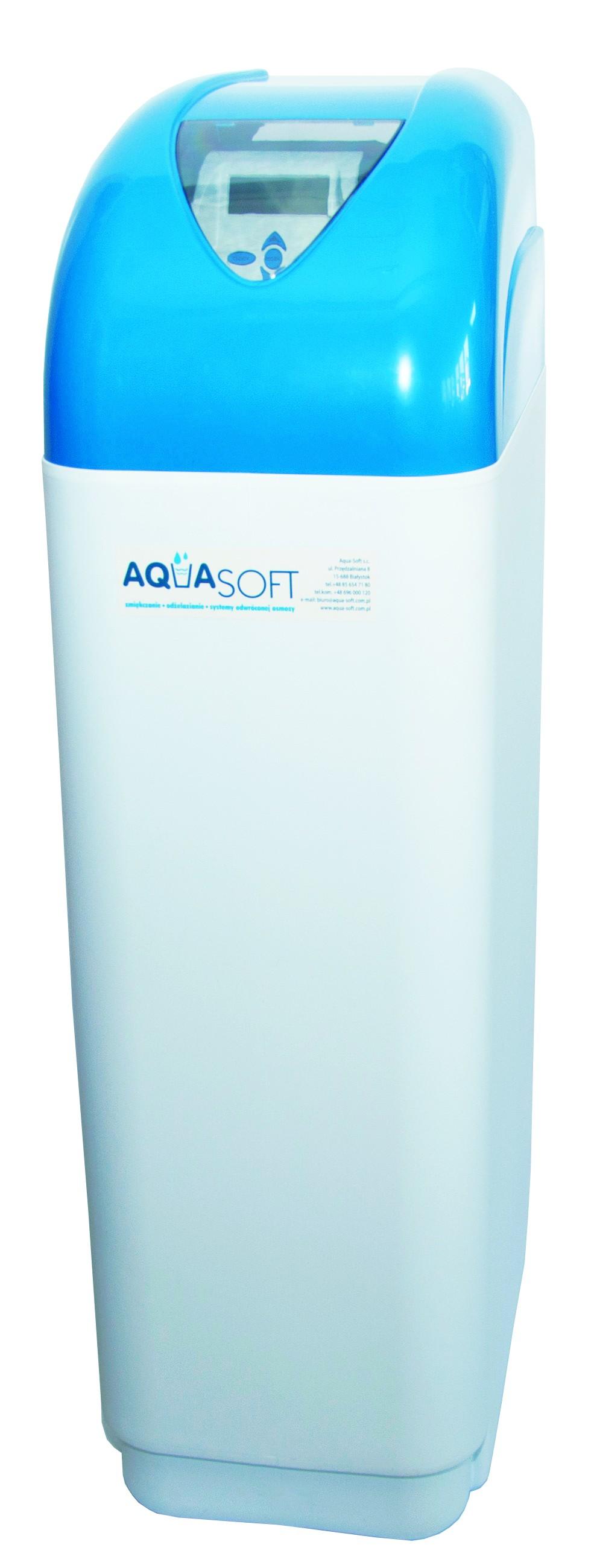Aqua-Soft Basic 08-wersja objętościowa, przepływ 0,4m3/h