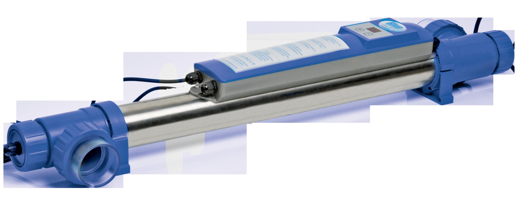 Blue Lagoon, typ UV-C Ionizer 70.000/75 Watt