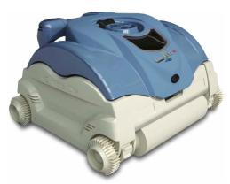 Robot do czyszczenia basenu firmy Hayward, typ SharkVac XL Pilot