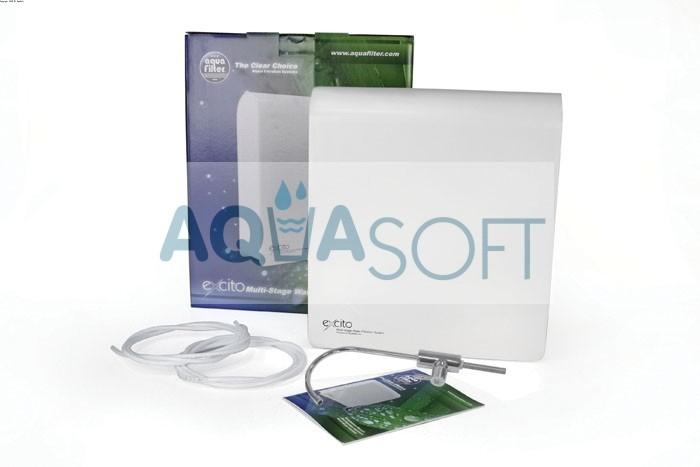 Wielostopniowy, podzlewozmywakowy system filtrujący typ EXCITO-ST