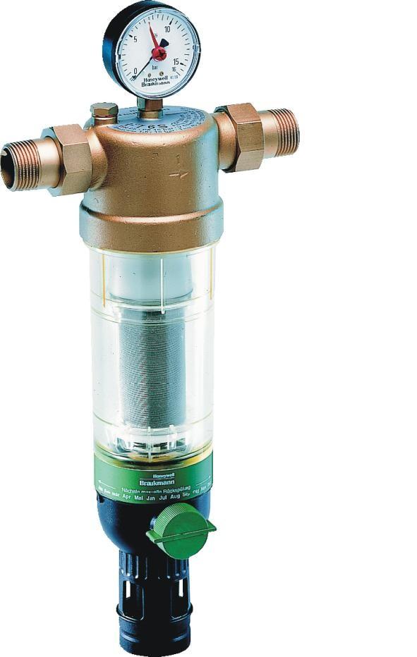 """Filtr Honeywell 1 1/4""""; przepływ 9,8 m3/h; F76S-11/4AA"""