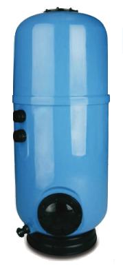Filtr z głębokim złożem, przepływ 25 m3/h
