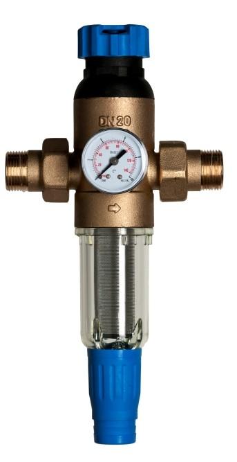 """Filtr SIMPLE 89 - 1/2"""" z reduktorem ciśnienia"""