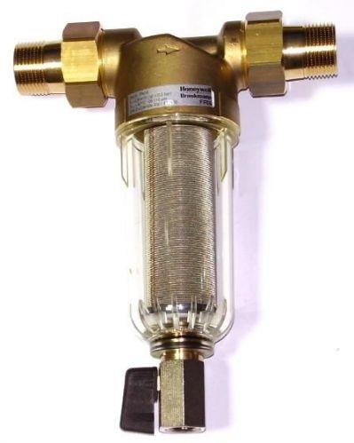 """Filtr mechaniczny HONEYWELL z płukaniem współprądowym - FF06-34AA 3/4"""" przepływ 2,8 m3/h"""