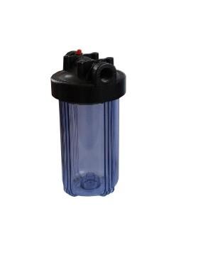 Przezroczysty filtr narurowy BB10 gwint 1 cal