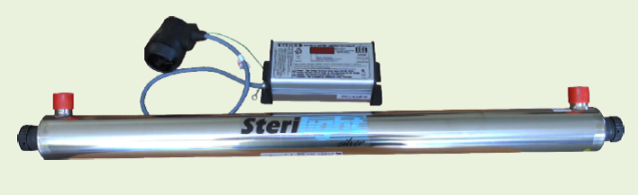 Lampa UV Sterilight model VH410/2 zamiennik dla S12Q-PA/2