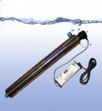 Lampa UV SCM-600 Sterilight - przepływ 7,3 m3/h z czujnikiem intensywności promieniowania