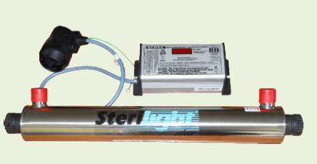 Lampa UV model VP950/2 zamiennik dla SC740/2